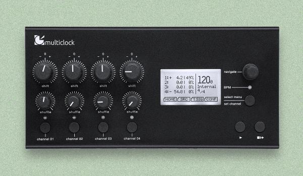 E-RM multiclock - MIDI Clock interface